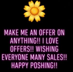 Happy poshing